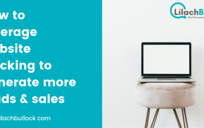 How to leverage website tracking to generate more leads and sales