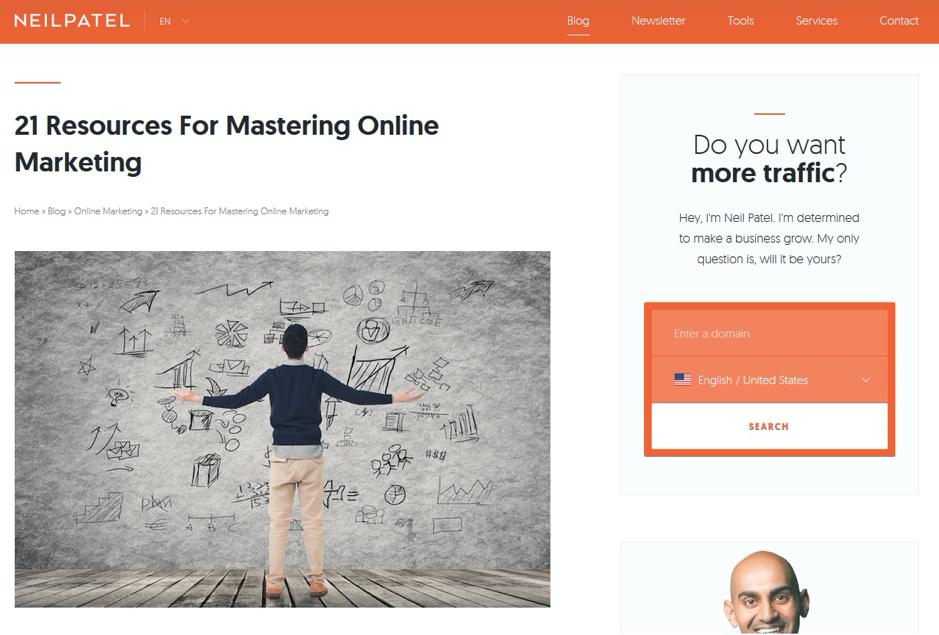 online marketing resources