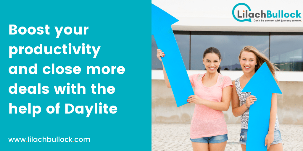 Boost your productivity and close more deals with the help of Daylite