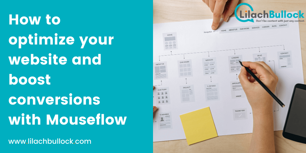 How to optimize your website and boost conversions with Mouseflow