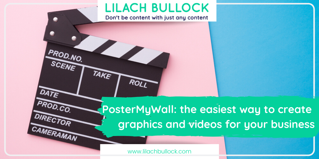PosterMyWall: the easiest way to create graphics and videos for your business