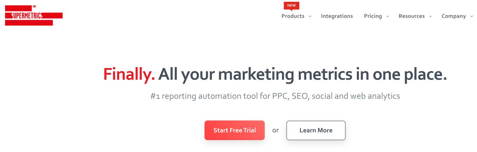 marketing metrics