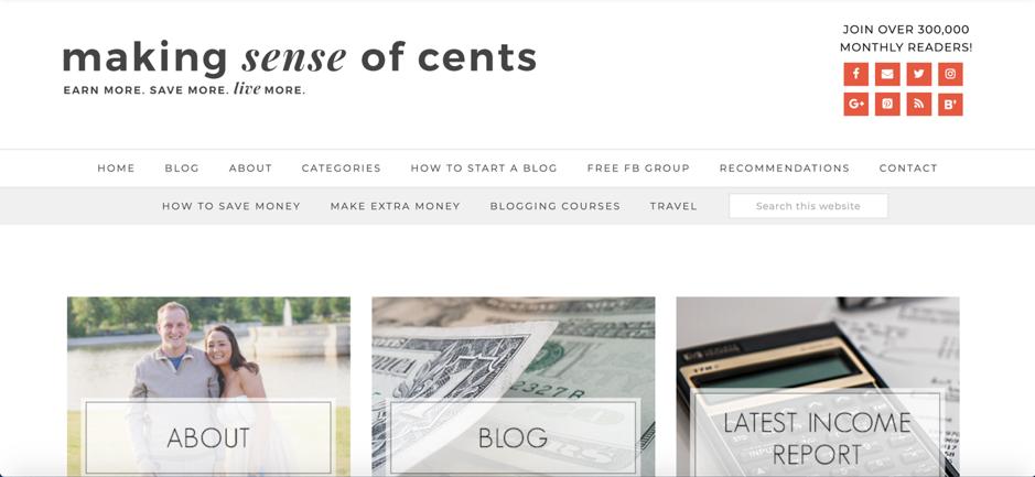 Making sense of cents screenshot