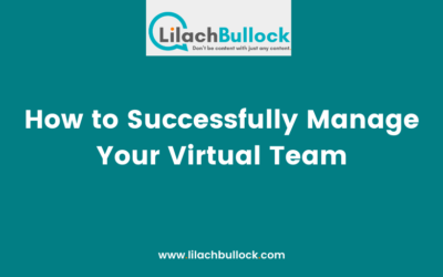 How to Successfully Manage Your Virtual Team