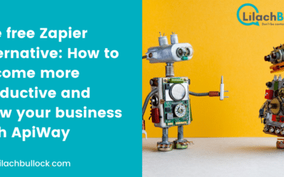 The free Zapier alternative: How to become more productive and grow your business with ApiWay