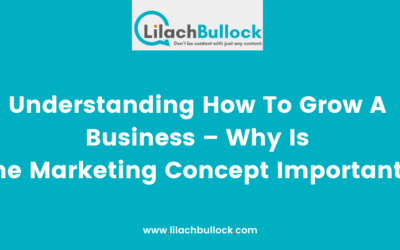 Understanding How To Grow A Business – Why Is The Marketing Concept Important?