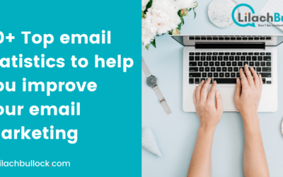 50+ Top email stats to help you improve your email marketing