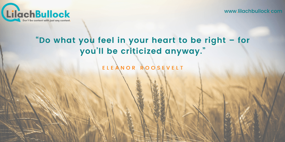 Inspirational quotes about success eleanor roosevelt