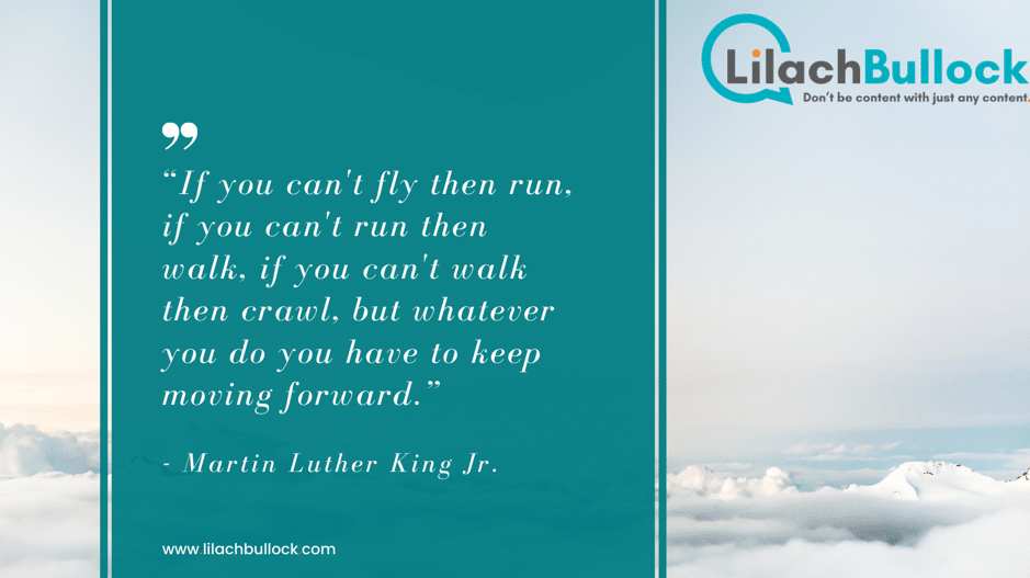 Inspirational quotes about success martin luther king jr.