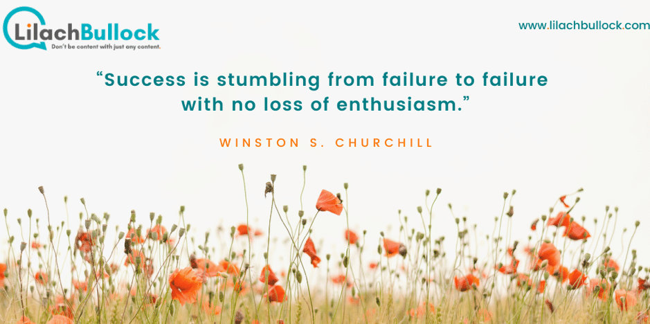 Inspirational quotes about success winston s. churchill
