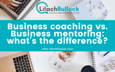 Business coaching vs. Business mentoring: what's the difference?