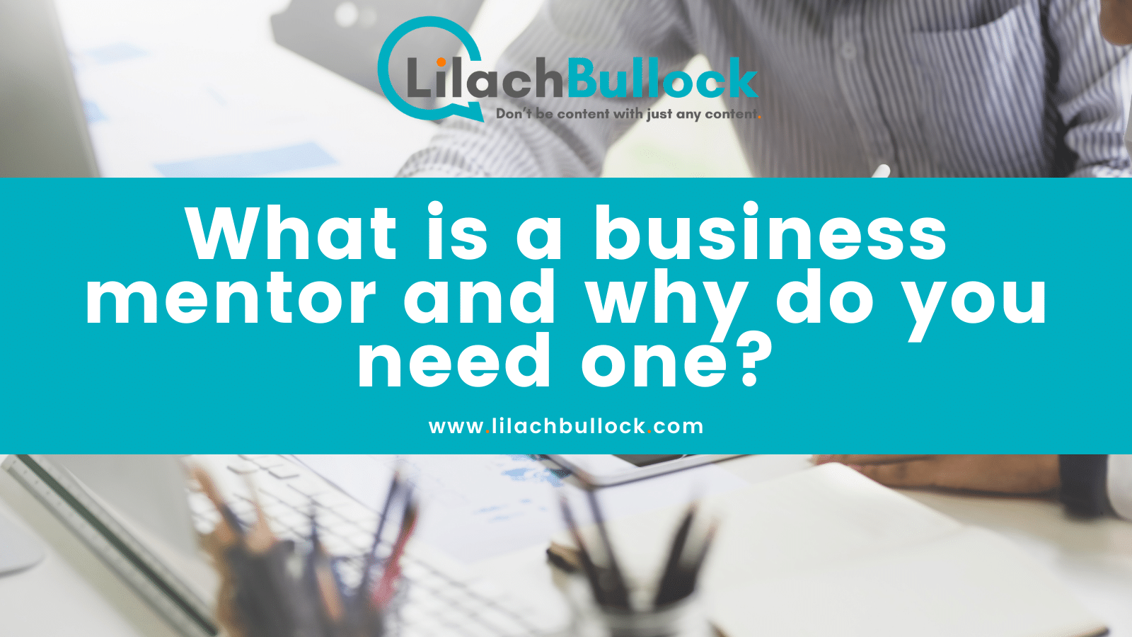 What is business mentoring