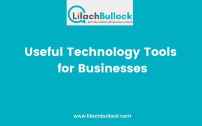 Useful Technology Tools for Businesses