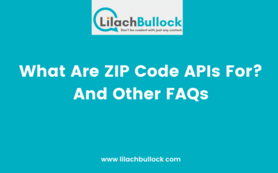 What Are ZIP Code APIs For? And Other FAQs