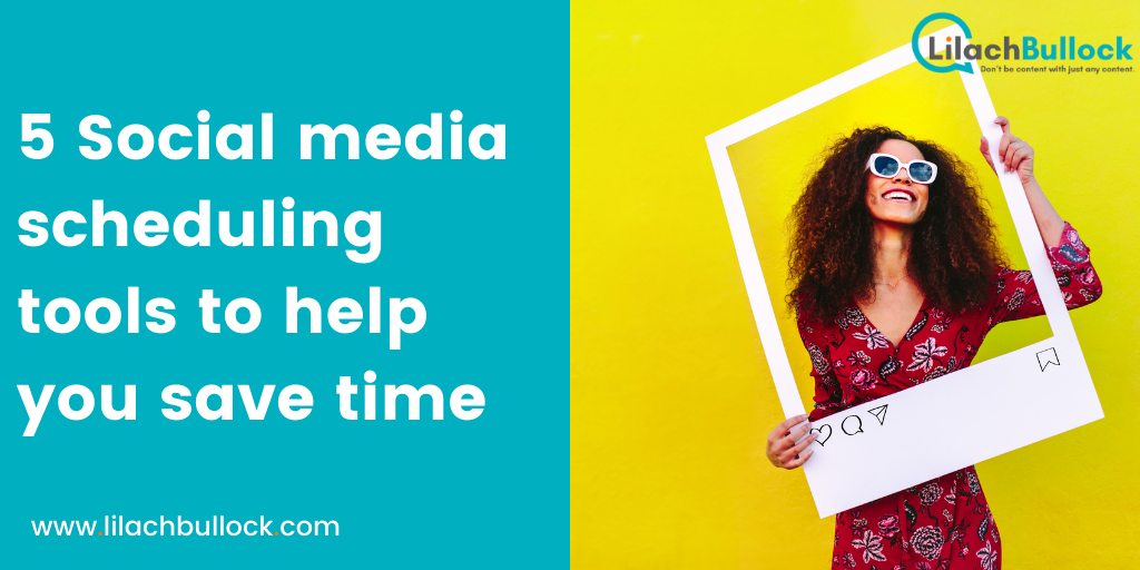 5 Social media scheduling tools to help you save time