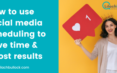 How to use social media scheduling to save time & boost results