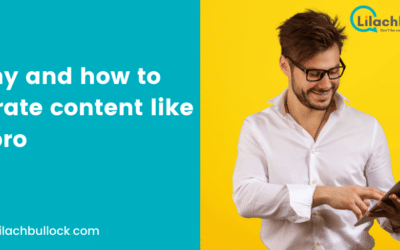 Why and how to curate content like a pro