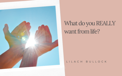 What do you REALLY want from life?