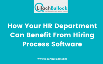 How Your HR Department Can Benefit From Hiring Process Software