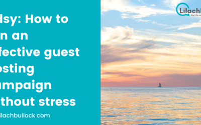 Adsy: How to run an effective guest posting campaign without stress