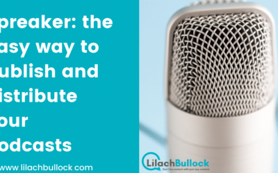 Spreaker: the easy way to publish and distribute your podcasts